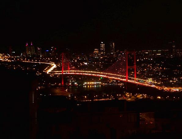 Istanbul Gullet Bridge Bond Throat