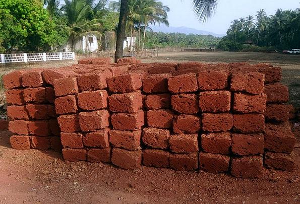 Stone Blocks Buildings Architecture Iron Ore Later