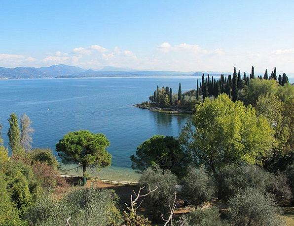 Lake Garda Lake Freshwater On The Lake Italy