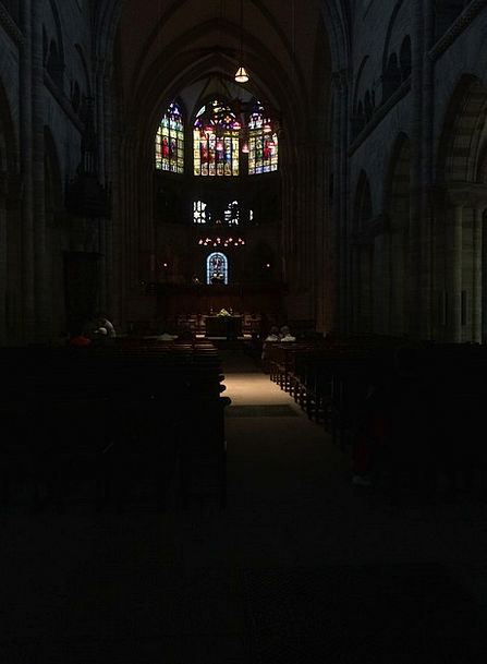 Cathedral Church Basel Switzerland Reformed Rehabi
