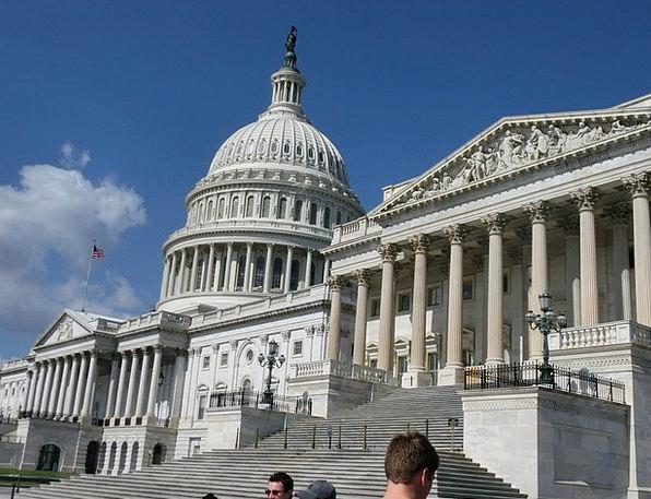 Capitol Buildings Architecture Washington Usa Unit