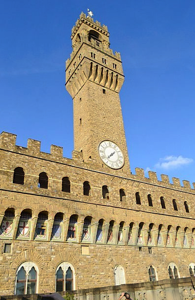Palazzo Vecchio Old Palace Florence Italy Palace T