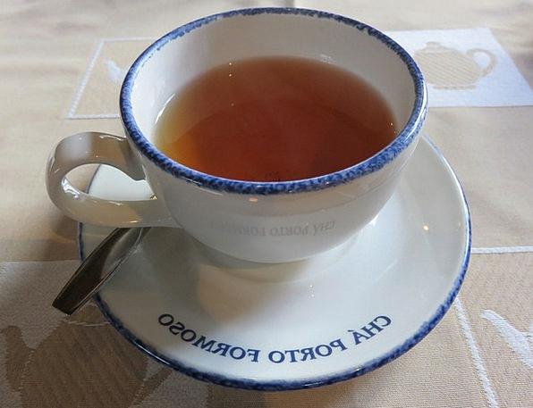 Tea Drink Cup Mug Black Tea Beverage Hot Teacup Wa