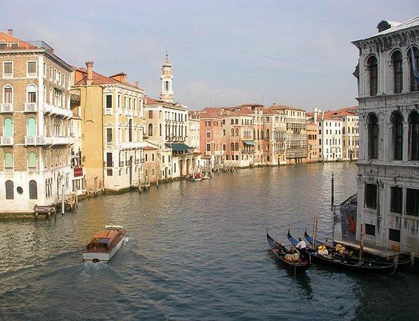 Venice Buildings Architecture Gondola Italy Venice