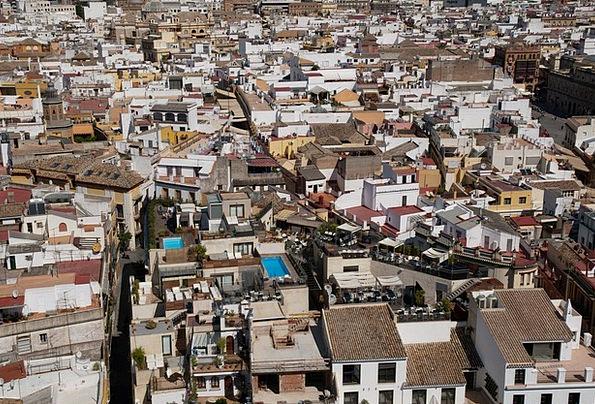 City Buildings Architecture Landscape Scenery Urba