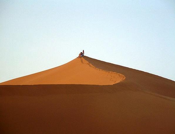 Dune Bank Landscapes Reward Nature Landscape Scene