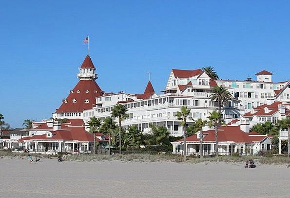 Hotel Del Coronado Vacation Travel Hotel Guesthous