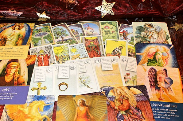 Oracle Cards Future Interpretation Fortune Telling