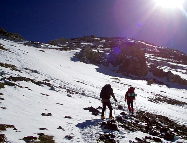 Aconcagua Voyage Andes Expedition Alpine Argentina