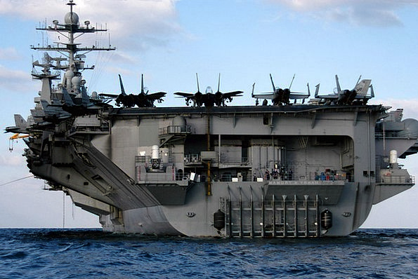 Aircraft Carrier Armed Uss Harry S Truman Military