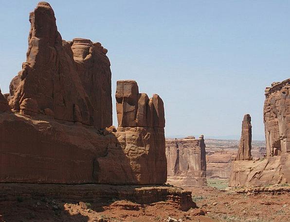 Arches Np Utah Usa Southwest Usa National Park Sto