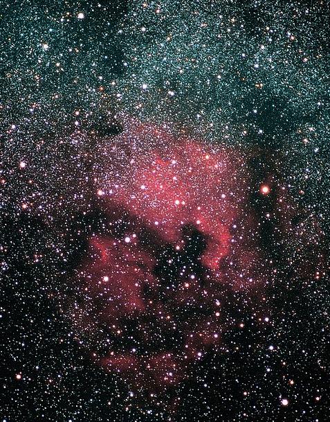 North America Nebula Galaxy Congregation Ngc 7000