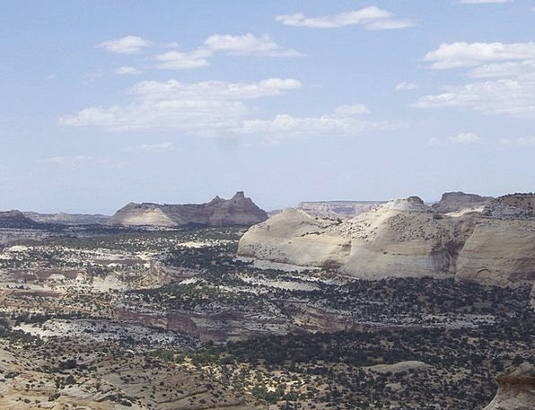 Eagle Canyon Landscapes Nature Utah San Rafael Swe