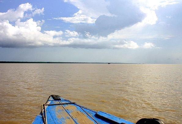 Amazone Stream Boat Ride River