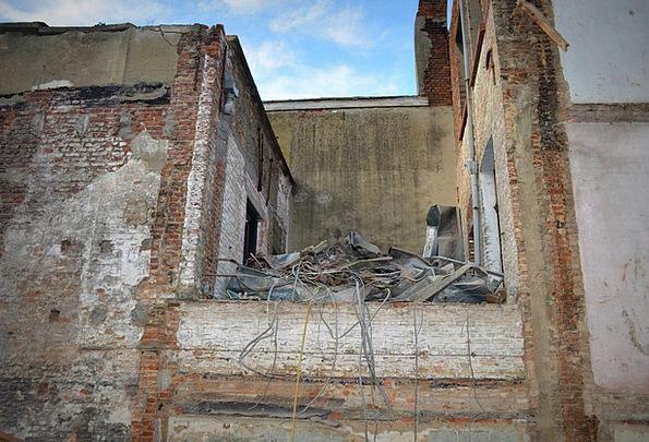 Demolition Destruction Buildings Household Archite