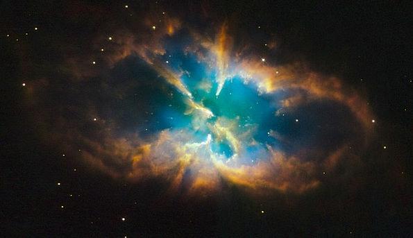 Ngc 2818 Constellation Pyxis Planetary Fog Astrona