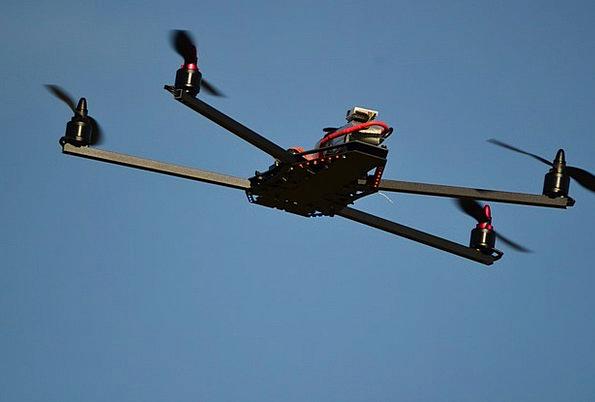 Drone Buzz Warthox Flying Object Fquad Flyduino X