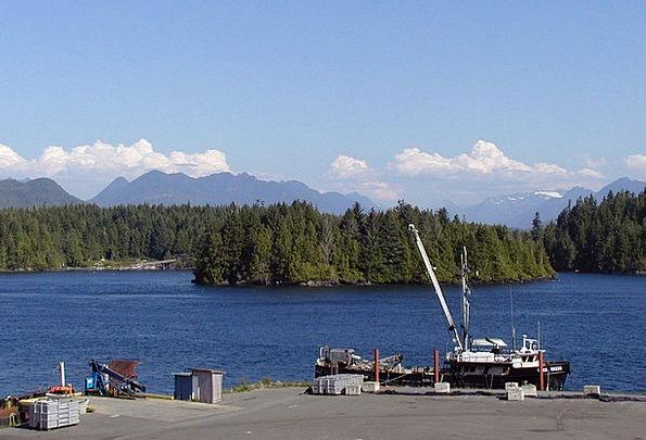 Tofino Landscapes Nature Water Aquatic Vancouver I