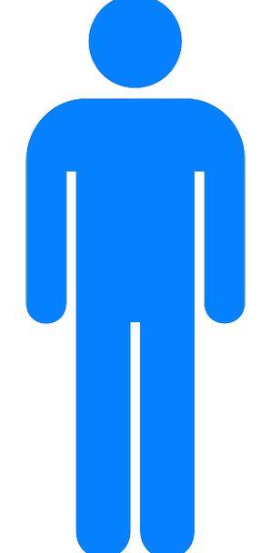 Man Lavatory Male Masculine Toilet Gender Bathroom