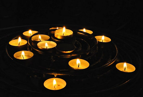 Candles Tapers Ecclesiastical Tealights Church Wax