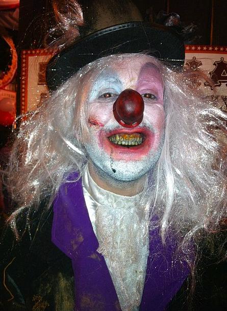 Clown Joker Bad Clown Halloween Carnival Festival