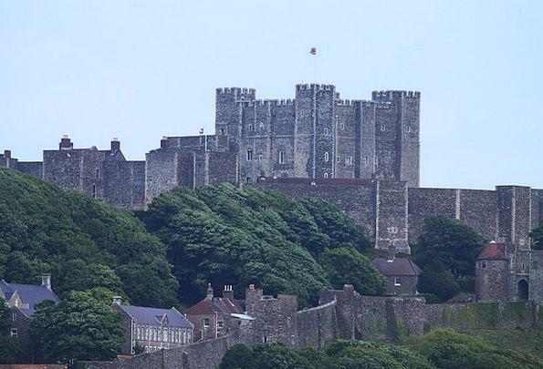 Dover Landscapes Happening Nature White Cliffs On