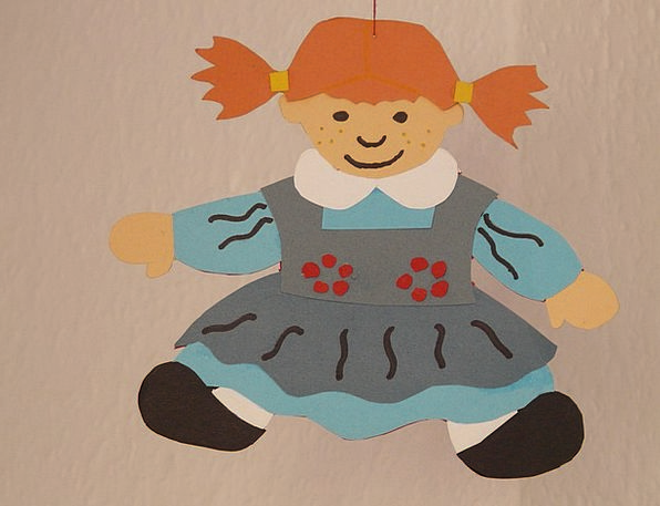 Doll Toy Dolls Fig Toys Puppet Marionette Play Chi
