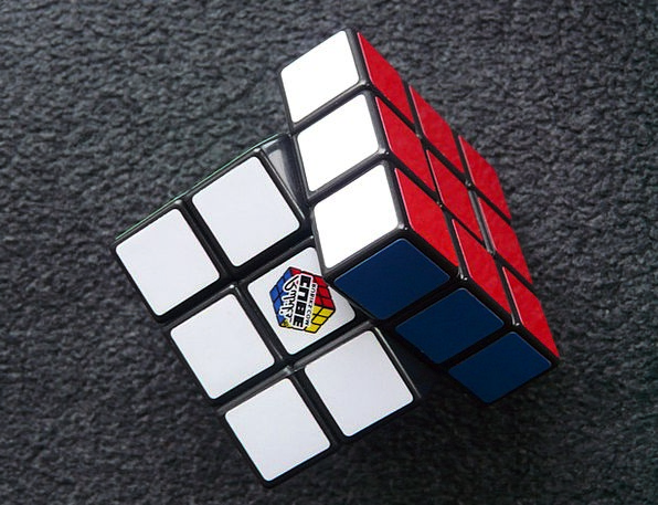 Magic Cube Mystery Erno Rubik Puzzle Play Producti