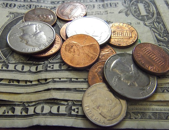 Money Finance Bucks Business Currency Dollars One