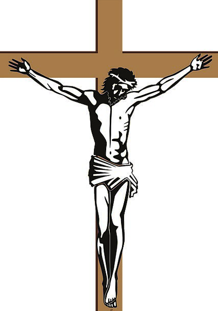 Cross Irritated Religion Christian Crucifixion Chr