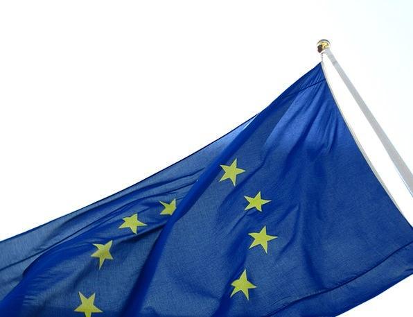 Europe Standard European Flag Blue Azure Star Eu I