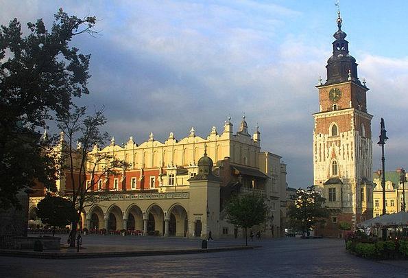 Cracow Buildings Architecture Poland Krakow Archit