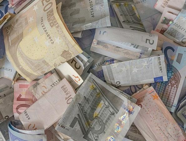 Money Cash Finance Business Ticket Permit Eur Curr