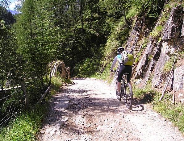 Mountain Bike Motorbike Tour Trip Bike Transalp Aw