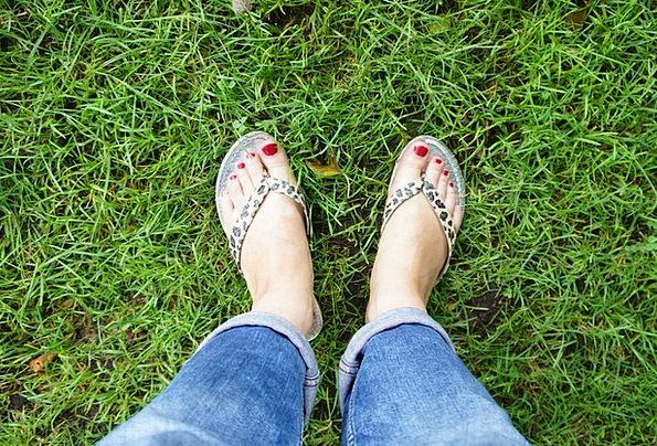 Feet Bases Fashion Beauty Toe Nails Mountain Pine