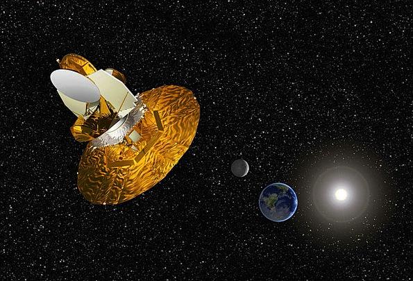 Space Probe Rover Interplanetary Universe Cosmos S