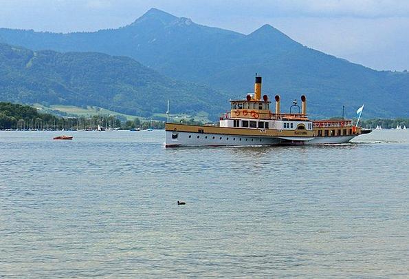 Paddle Steamer Passenger Ship Paddle Steamers Stea
