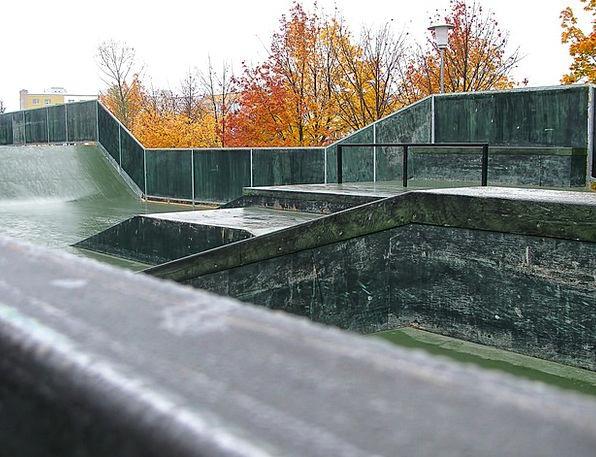Skate Board Skating Roller-skating Skateboard Park