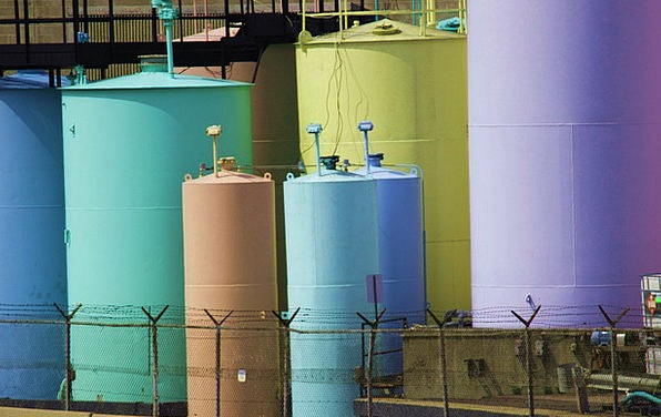 Storage Tanks Craft Containers Industry Metal Tank