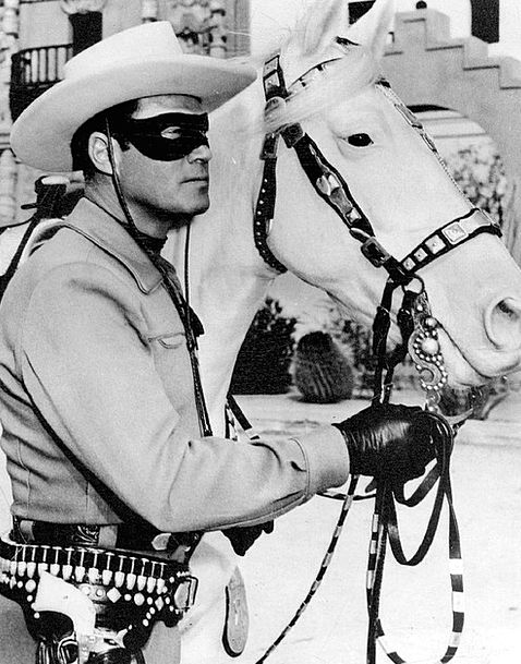 Lone Ranger TV Series Sequence Television Hollywoo
