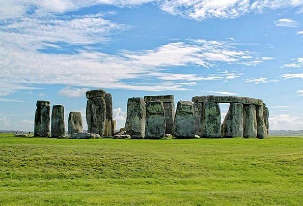 Stone Henge United Kingdom Stonehenge