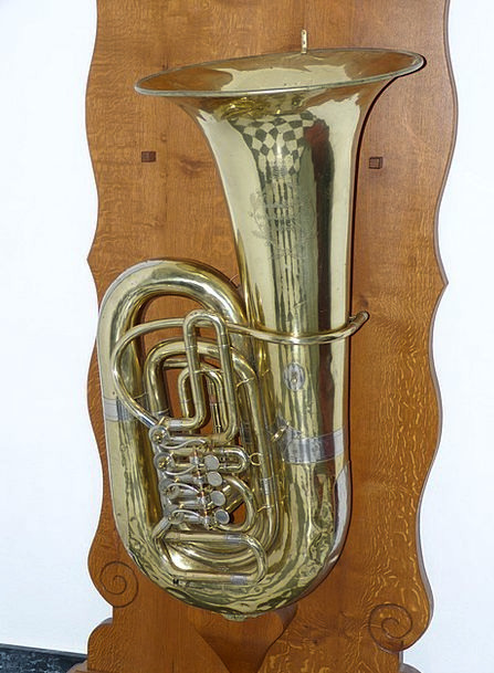 Tuba Melody Instrument Tool Music Musical Instrume