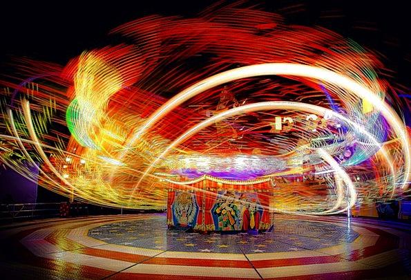 Fair Reasonable Carousel Merry-go-round Fairground