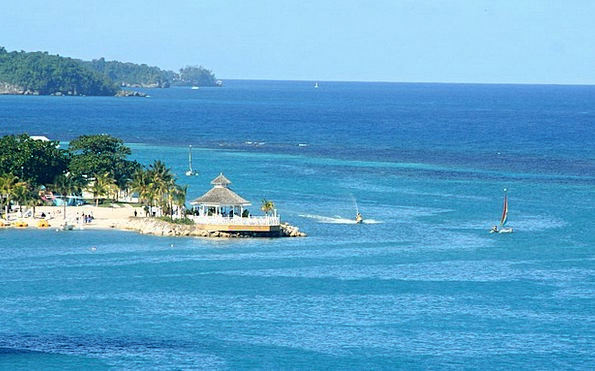 Holiday Break Landscapes Nature Sea Marine Tropica