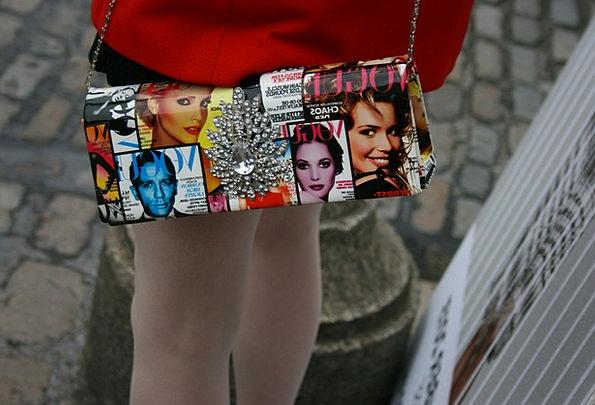 Purse Prize Bag Clutch Grasp Handbag Sets Circles