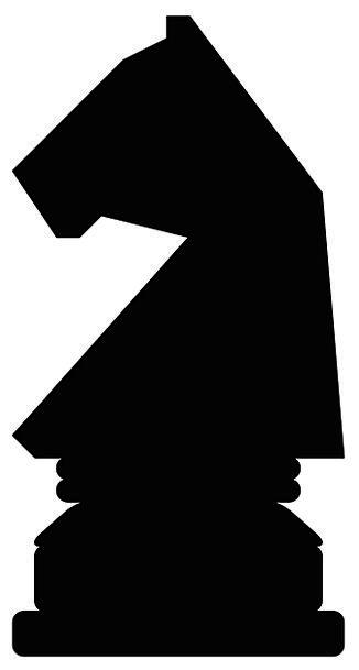 Chess Part Horse Mount Piece Recreation Regenerati