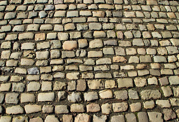 Cobblestones Cobbles Textures Absent Backgrounds P