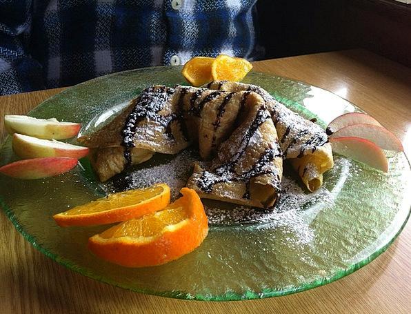 Pancake Pudding Dessert