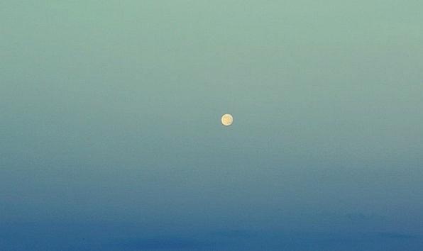 Sky Landscapes Nature Blue Azure Luna Landscape Sc