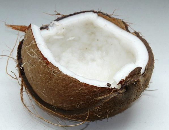 Coconut Drink Food Exotic Unusual Coconuts Open Sw